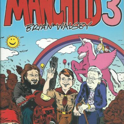 Manchild 3 Cover