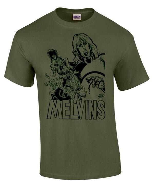 Bfld001 Melvins (news Of The World)