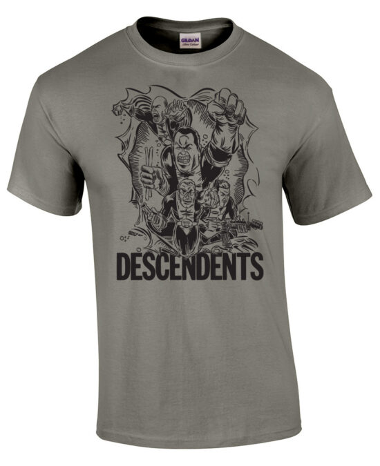 Bfld002 Descendents (superheros)