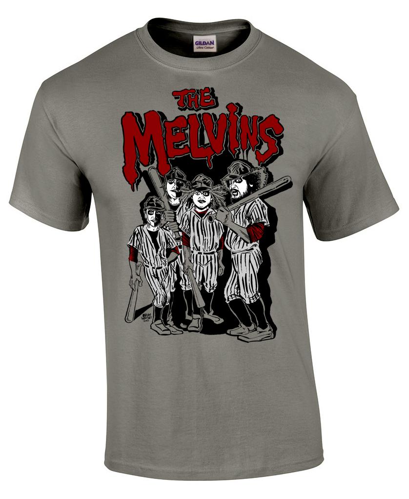 Melvins - Bifocal Media Limited Edition T-Shirts