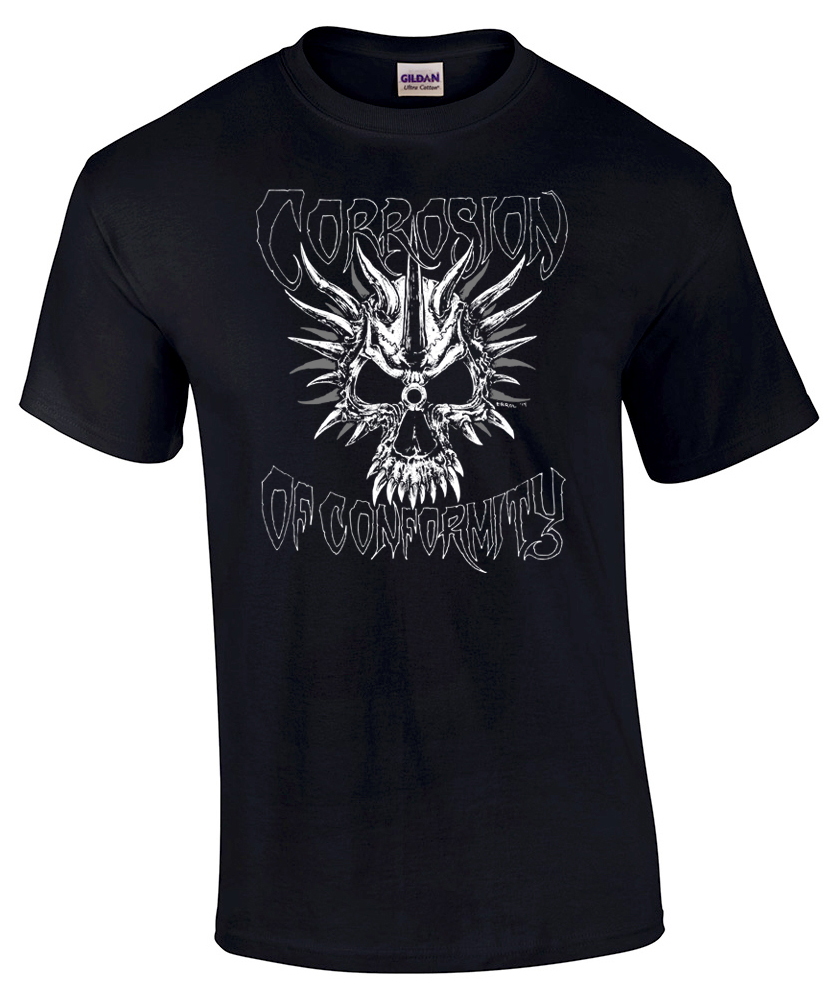 Corrosion Of Conformity - Bifocal Media Limited Edition T-Shirts
