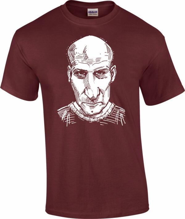 Ian Mackaye T shirt - Minor Threat - Fugazi