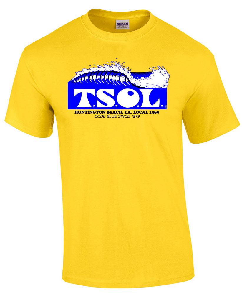 TSOL - Bifocal Media Limited Edition T-Shirts
