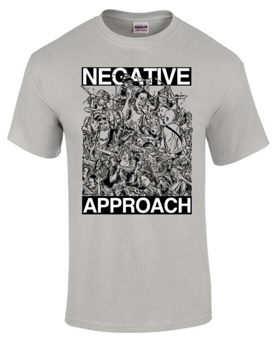 Negative Approach T shirt