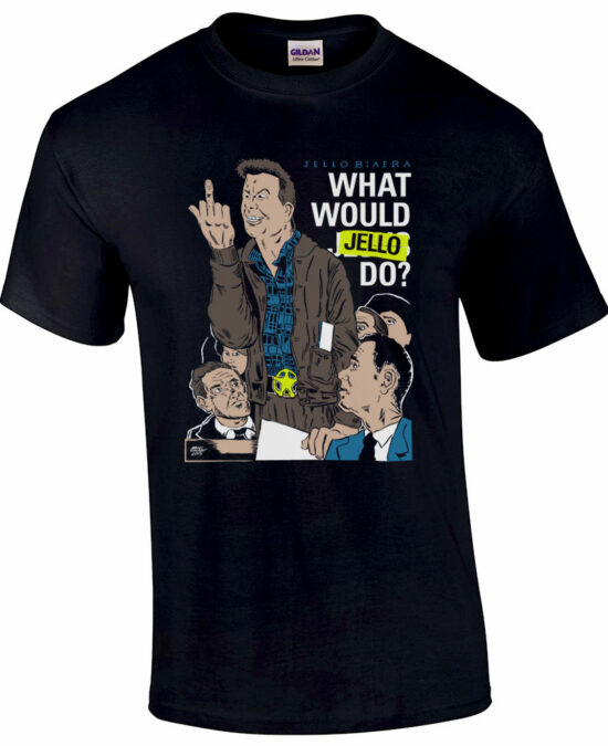 Jello Biafra T shirt