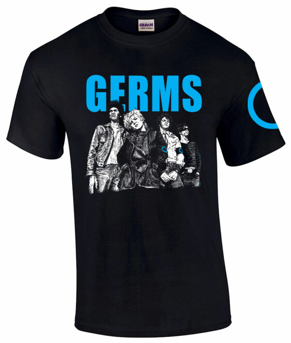 GERMS t shirt