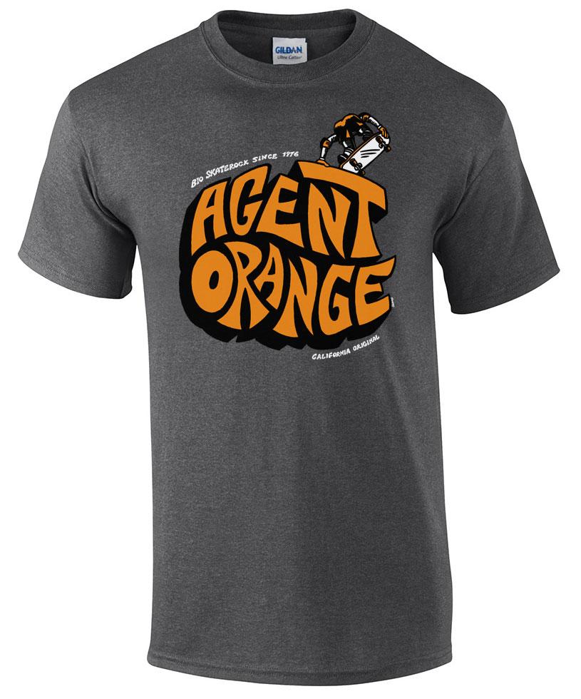 Agent Orange - Bifocal Media Limited Edition T-Shirts