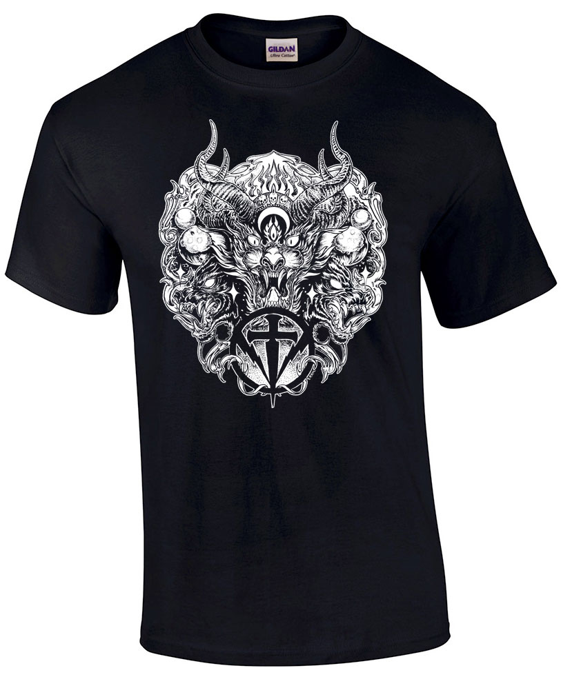 Valient Thorr - Bifocal Media Limited Edition T-Shirts