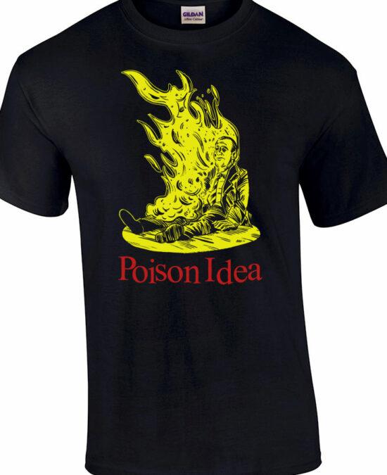 Poison Idea T shirt