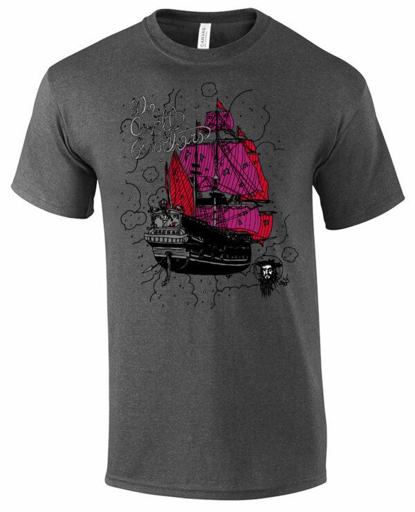 Avett Brothers T shirt - Valient Thorr