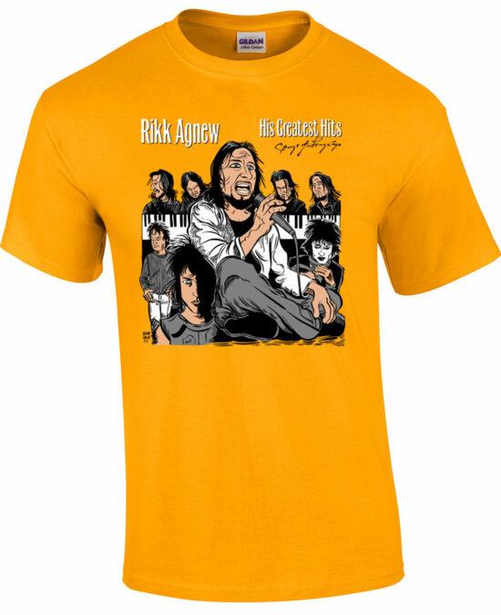 Rikk Agnew T shirt