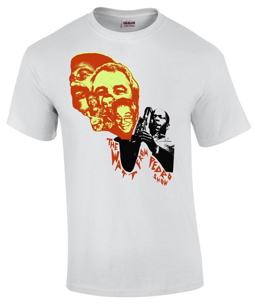 Watt From Pedro - Bifocal Media Limited Edition T-Shirts
