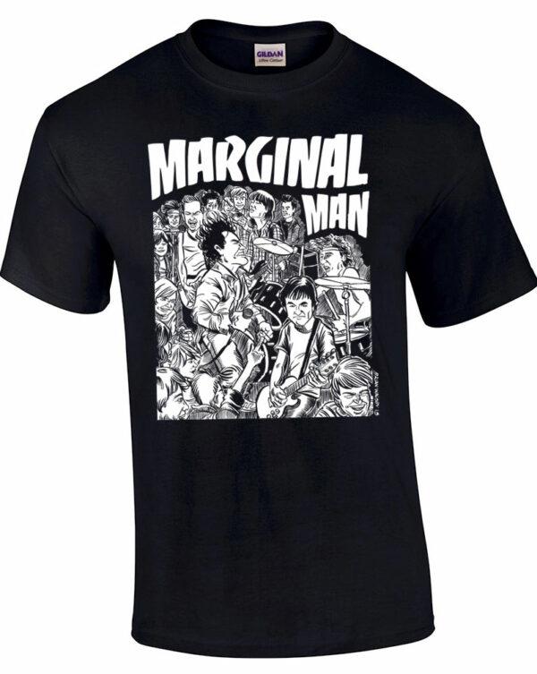 Marginal Man T shirt