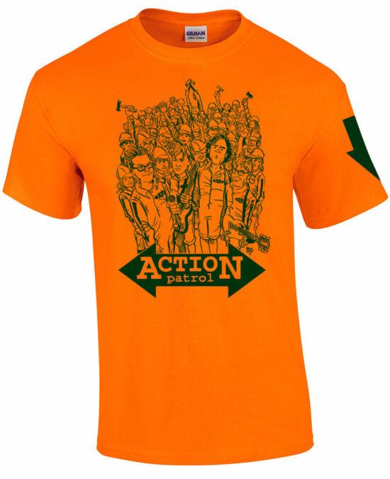 Action Patrol T shirt