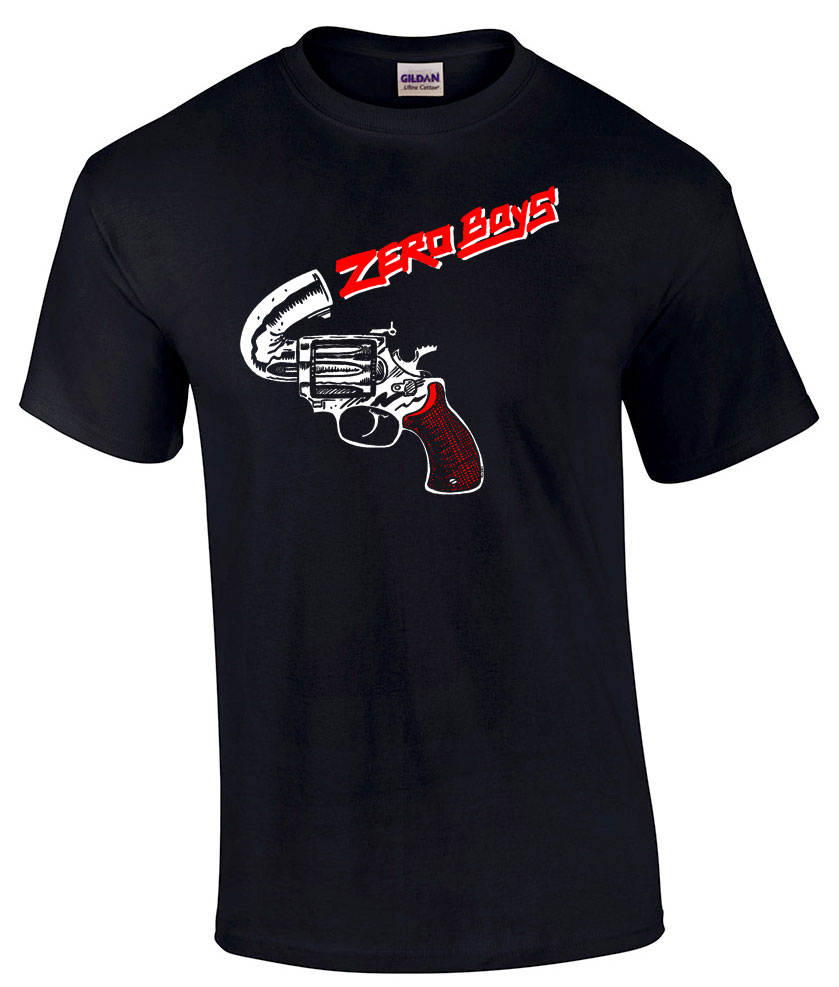 Zero Boys - Bifocal Media Limited Edition T-Shirts