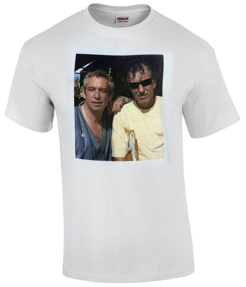Mike Watt / Raymond Pettibone - Bifocal Media Limited Edition T-Shirts