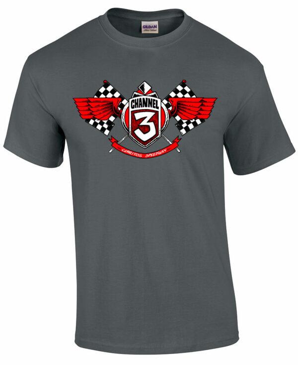 channel 3 t shirt
