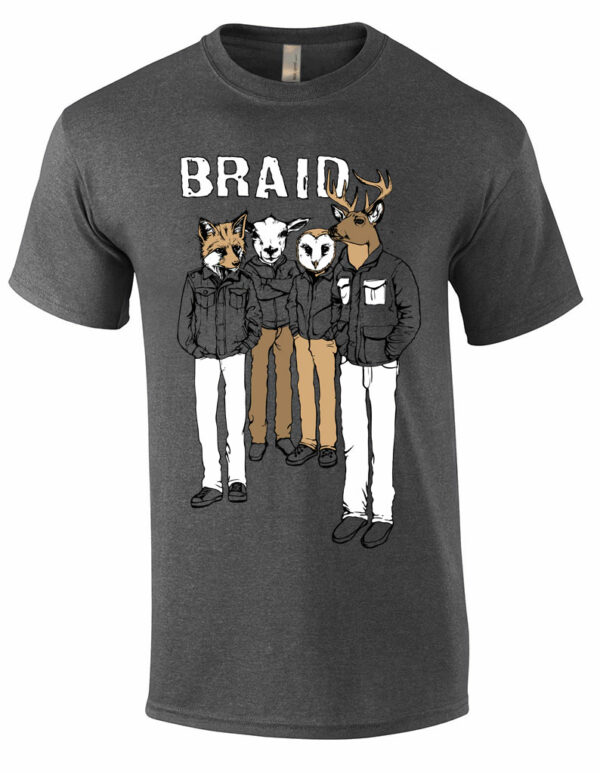 Braid T shirt