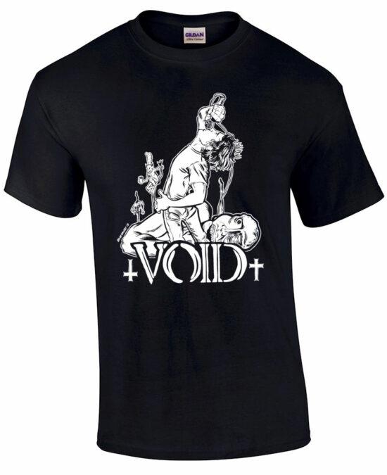 void t shirt - dischord - DC hardcore