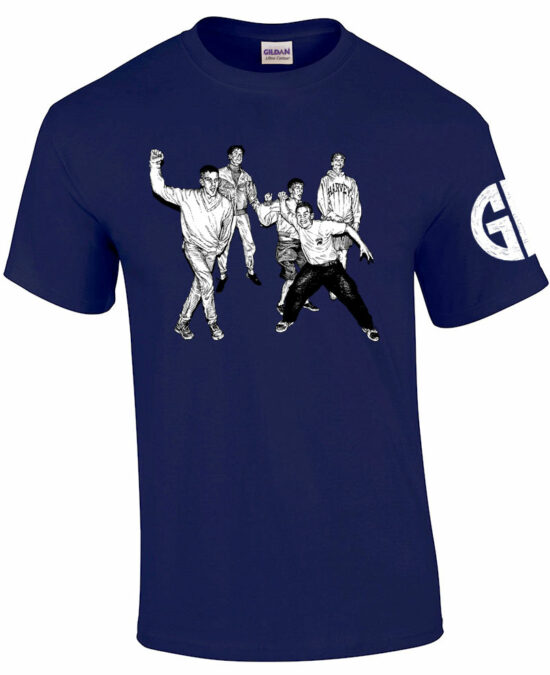 gorilla biscuits t shirt