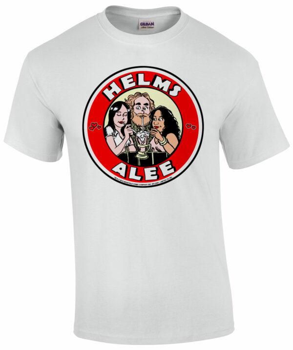 helms alee t shirt