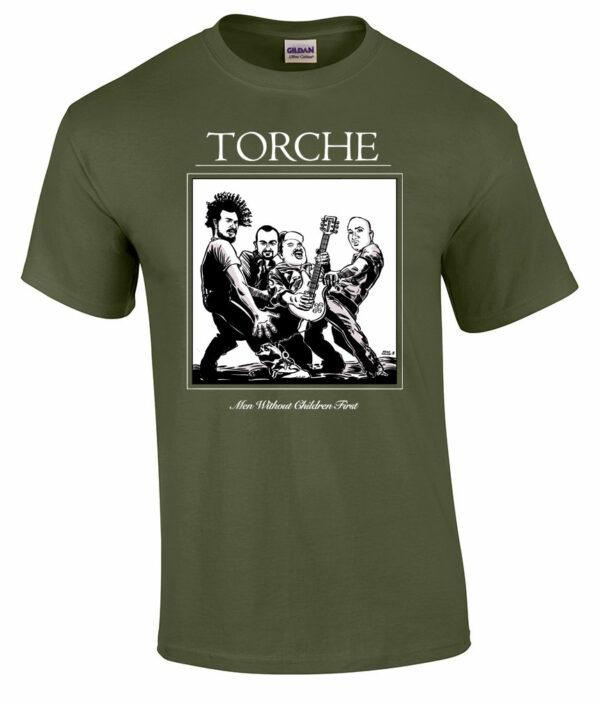torche t shirt
