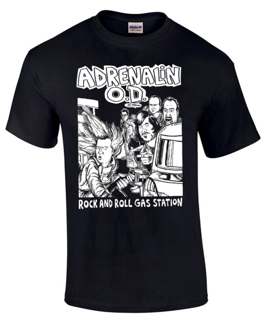 Adrenalin OD T shirt