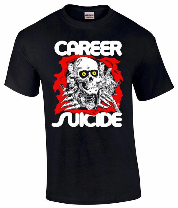 Career Suicide T shirt