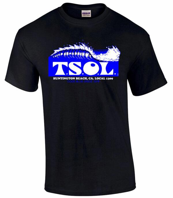 TSOL shirts