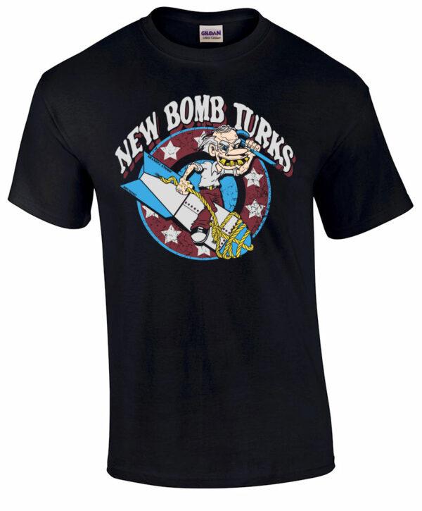 New bomb Turks T shirt