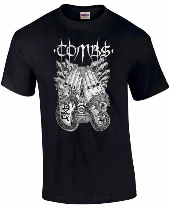 Tombs t shirt