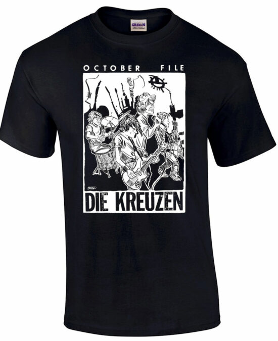 Die Kreuzen T shirt