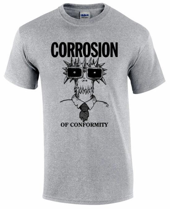corrosion of Conformity t shirt - Descendents