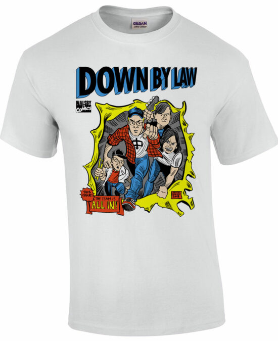 Down By Law T shirt