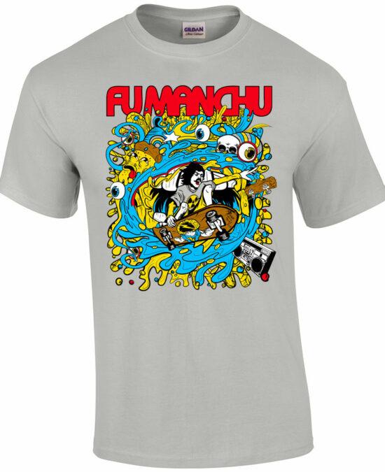 Fu Manchu T shirt