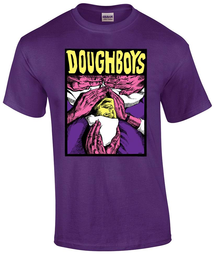 Doughboys - Bifocal Media Limited Edition T-Shirts