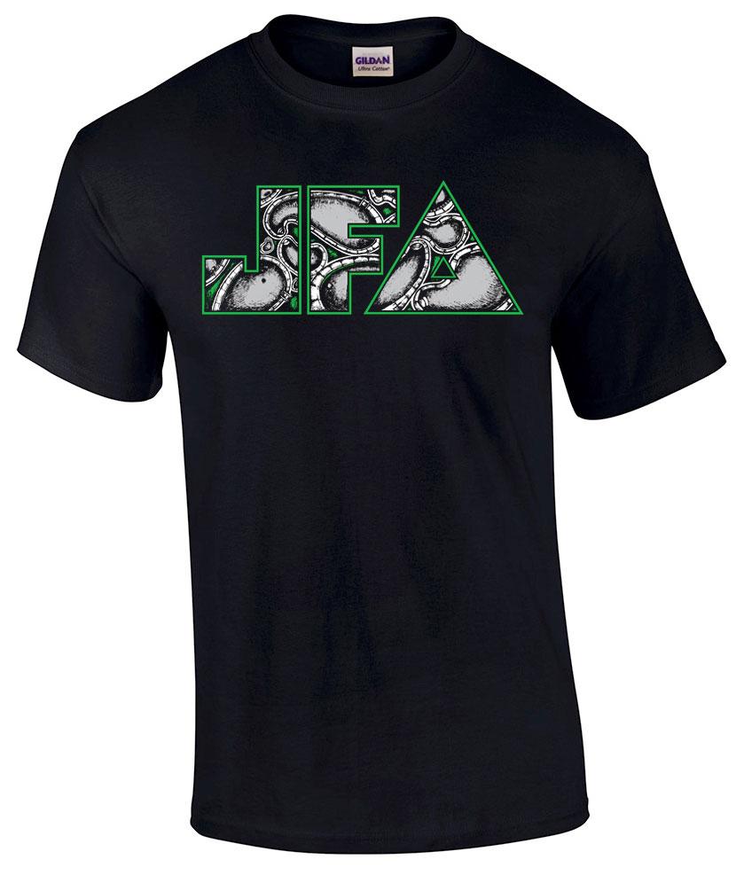JFA - Bifocal Media Limited Edition T-Shirts