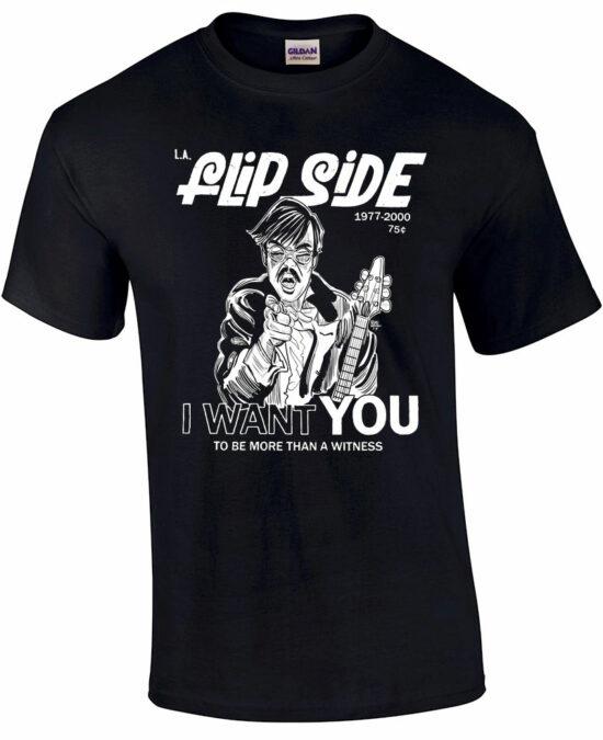 Flipside Magazine T shirt