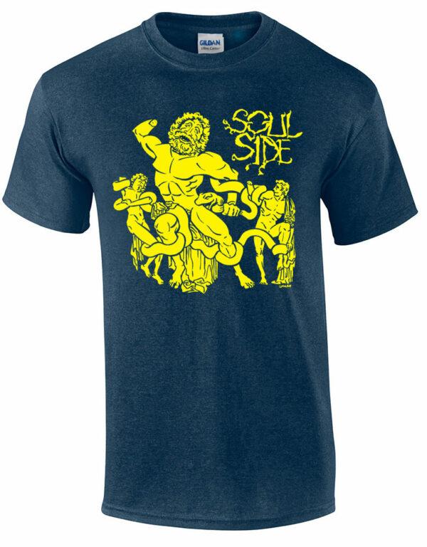 Soulside T shirt - Dischord