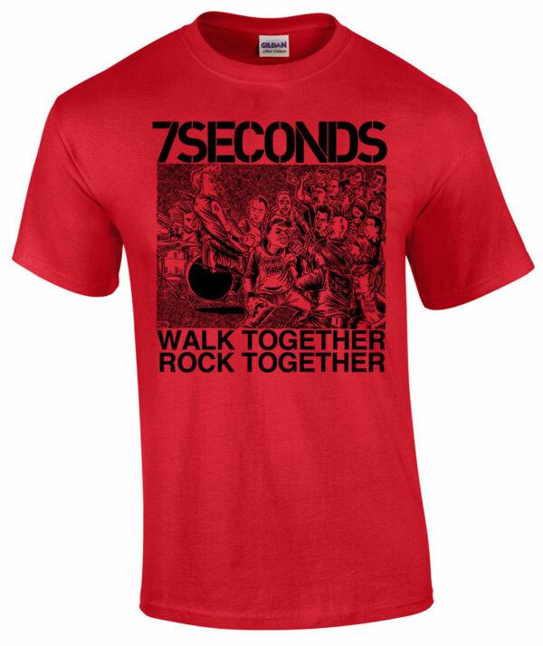 7 seconds t shirt