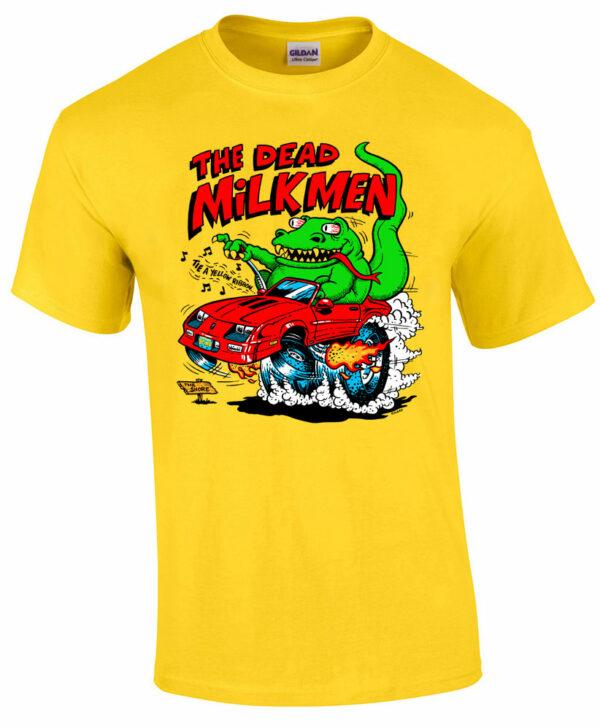 dead milkmen t shirt