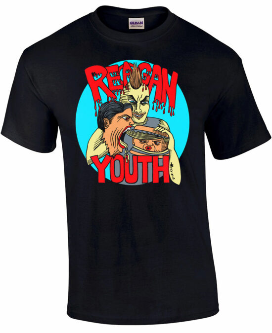 Reagan Youth T shirt