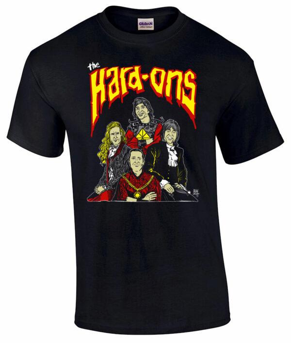 Hard Ons T shirt