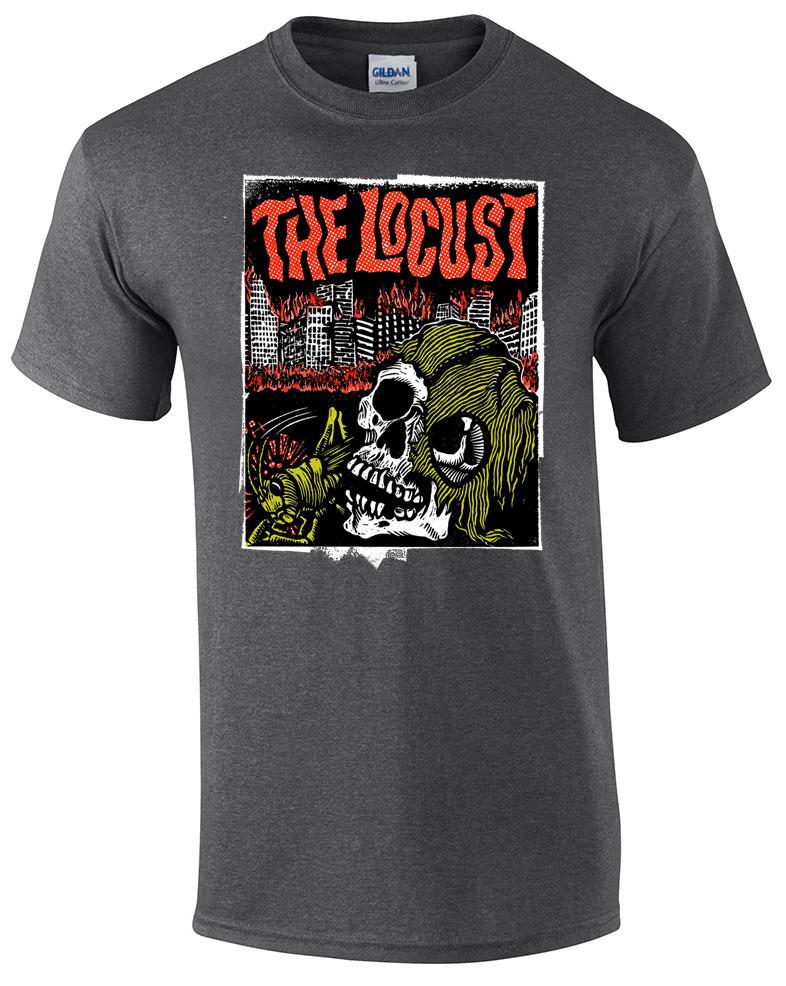 Locust - Bifocal Media Limited Edition T-Shirts