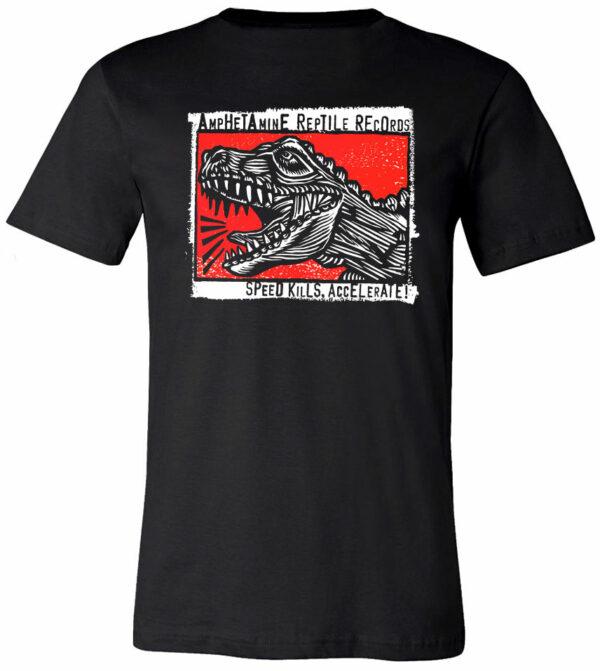 Amphetamine reptile - T Shirt
