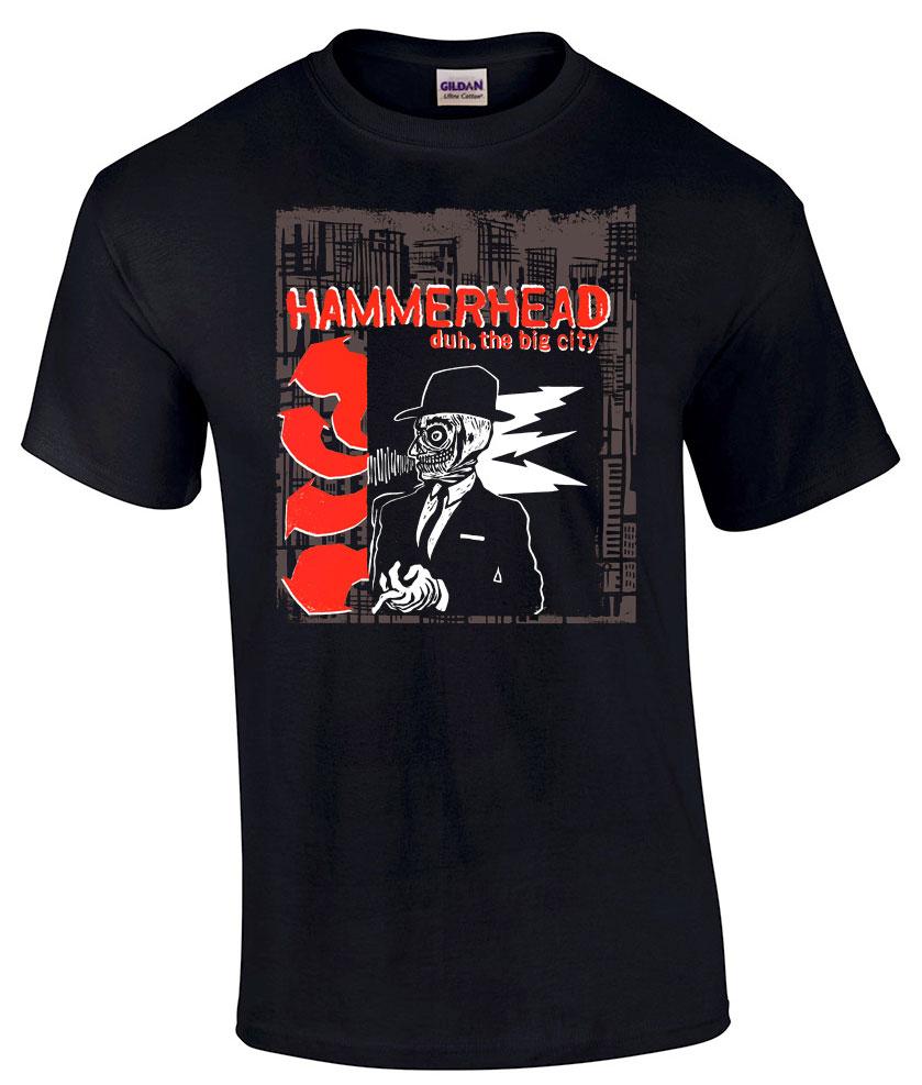 Hammerhead - Bifocal Media Limited Edition T-Shirts