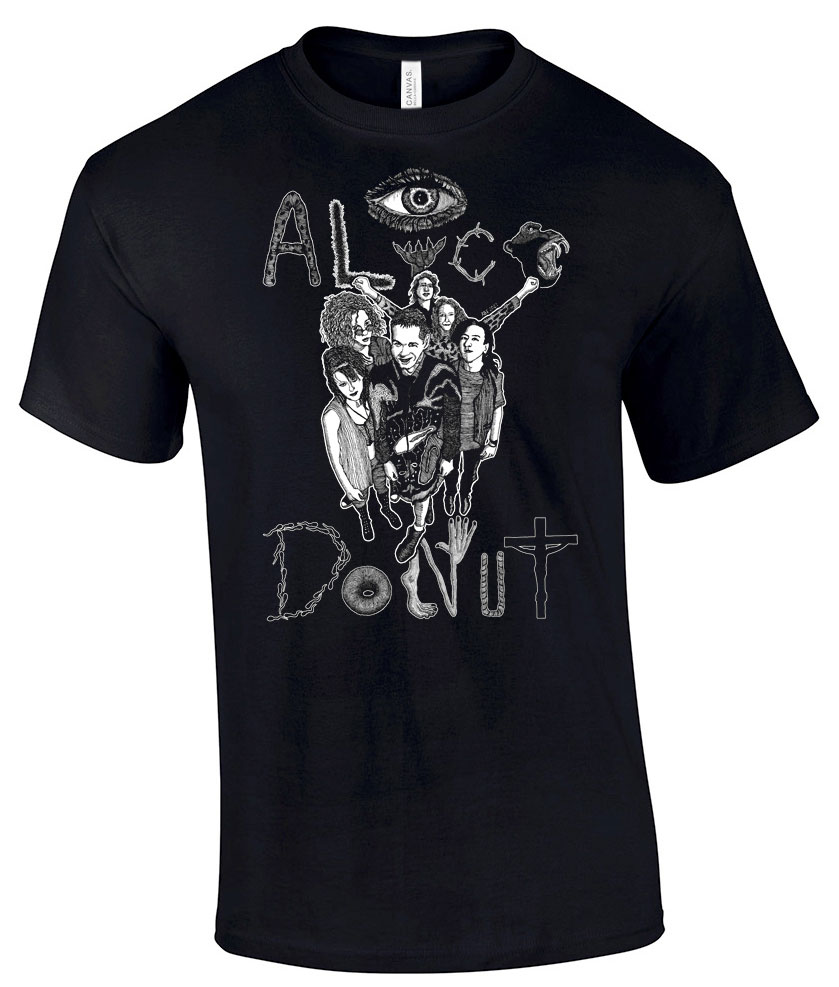 Alice Donut - Bifocal Media Limited Edition T-Shirts