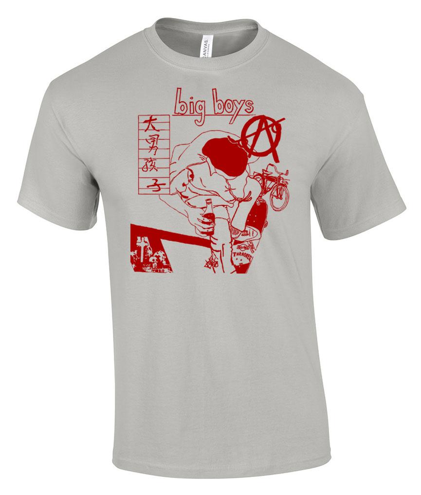 Big Boys - Bifocal Media Limited Edition T-Shirts