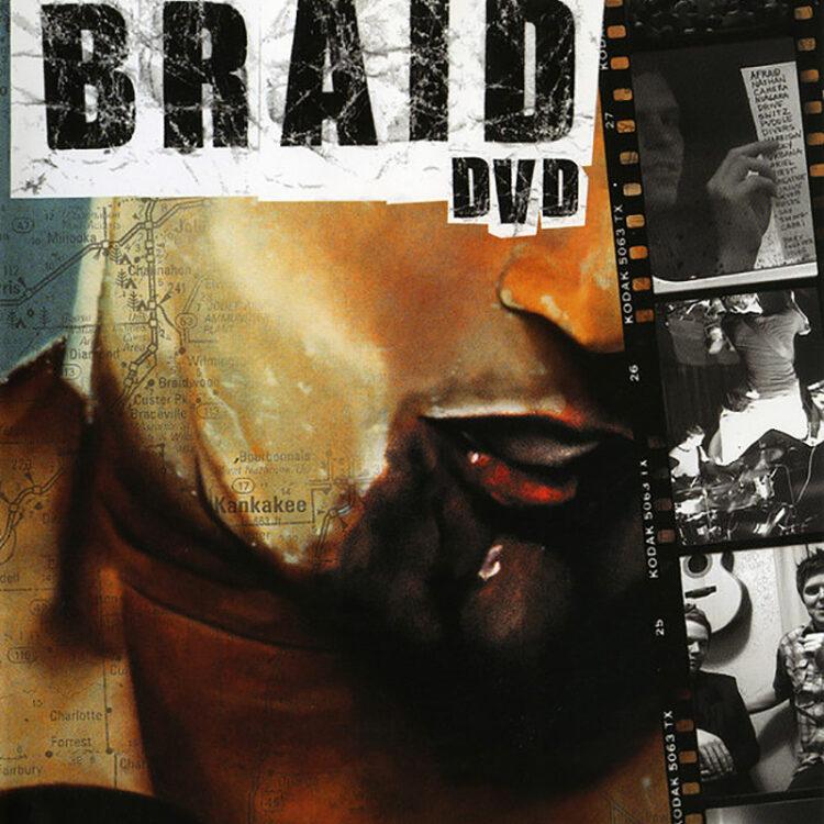 Braid - Killing A Camera DVD - Bifocal Media