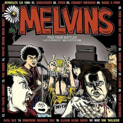 Melvins - Pick Your Battles